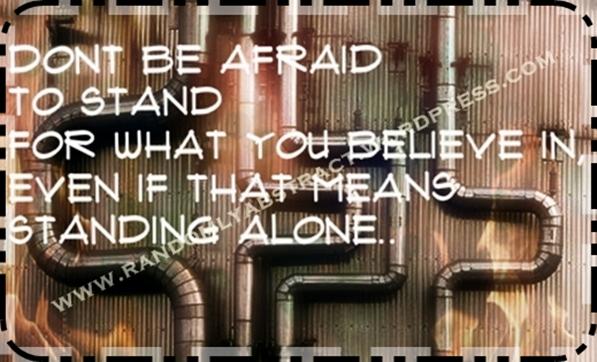 Faith is all.
