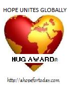 The Hug Award