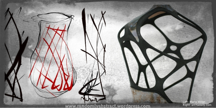 Left: Me drawing hatred Right: www.archdaily.com Edited: RandomlyAbstract