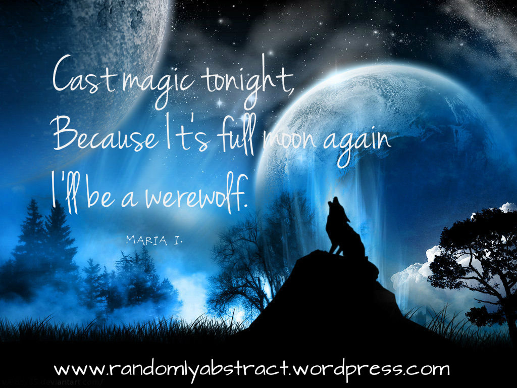 Magic Randomly Abstract