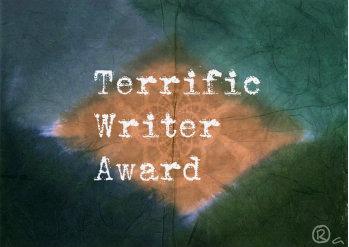 terrificwriteraward