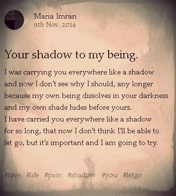 yourshadow